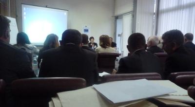 Ecran meeting 1